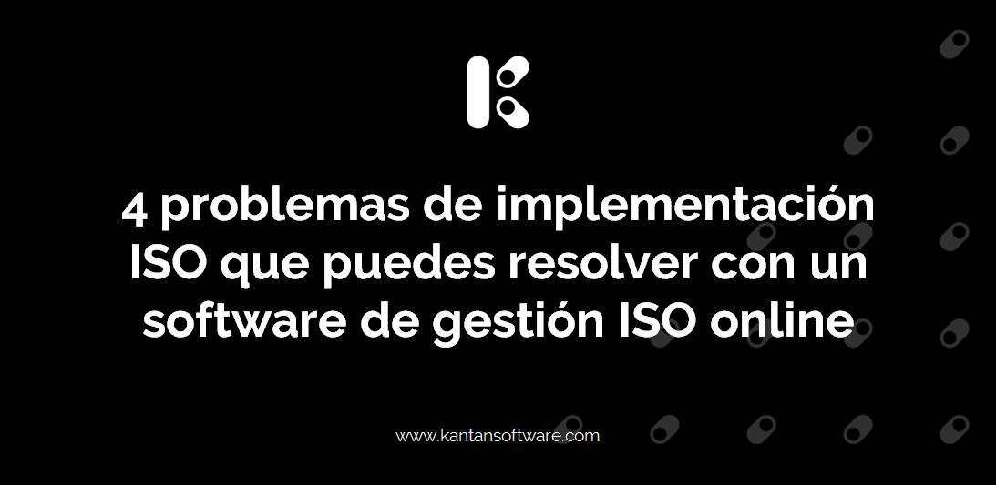 software de gestión ISO online