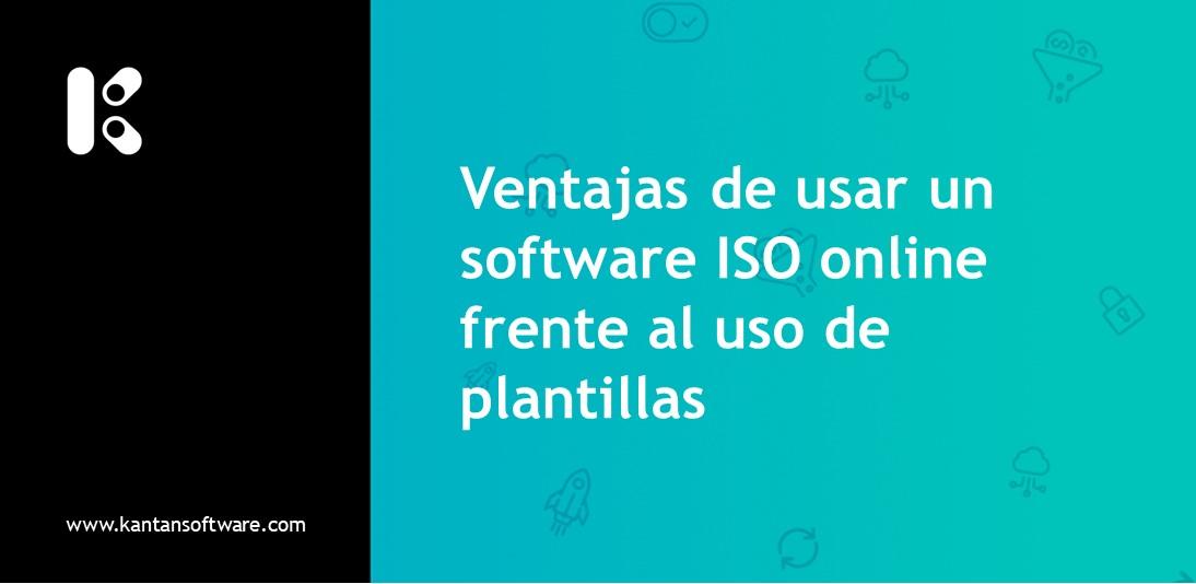 Ventajas de usar un software ISO online