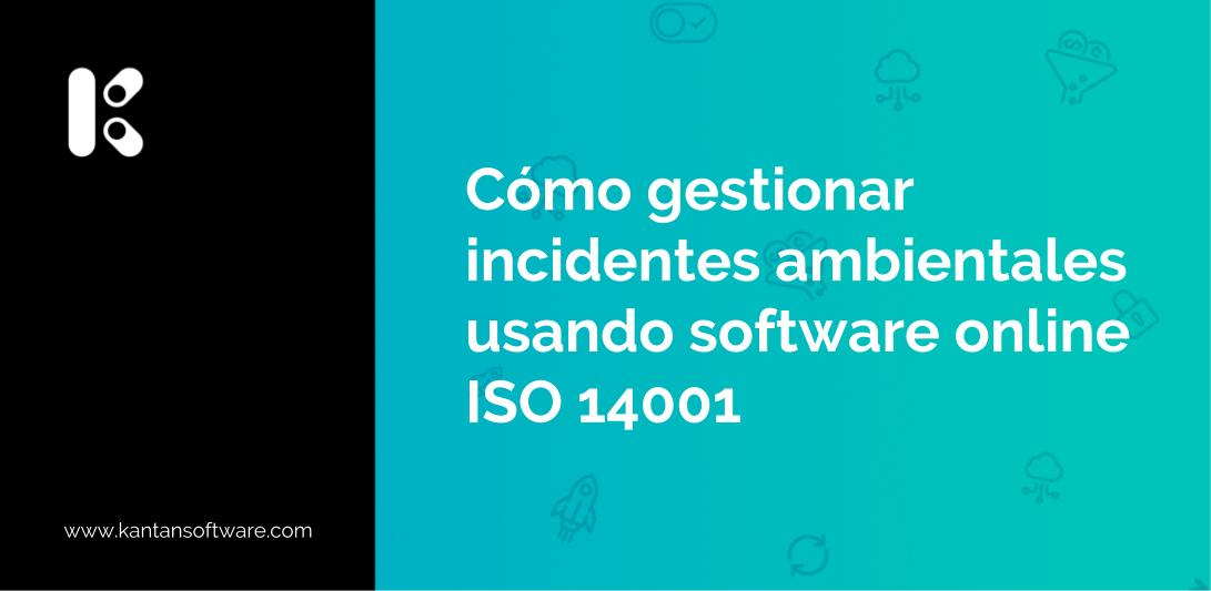 software online ISO 14001