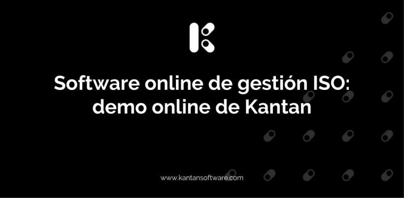 Software online de gestión ISO
