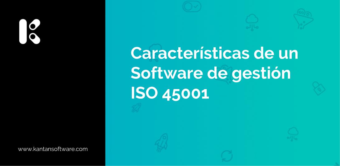 Software de gestión ISO 45001