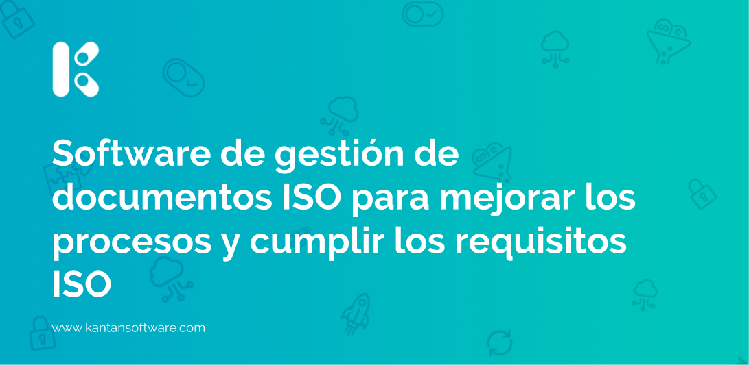 Software de gestión de documentos ISO