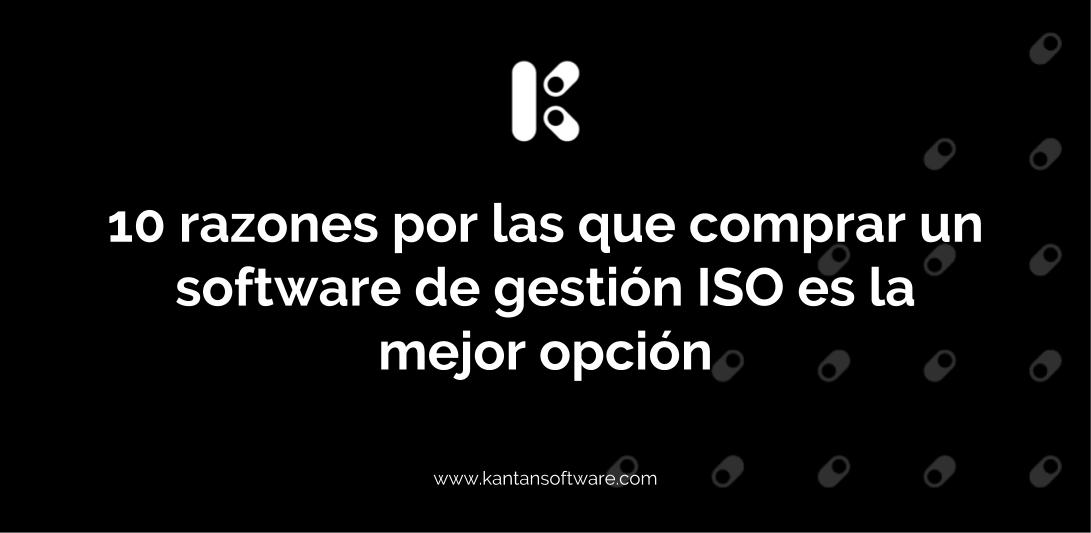 comprar un software de gestión ISO