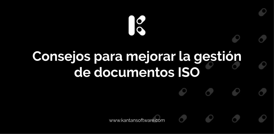 gestión de documentos ISO