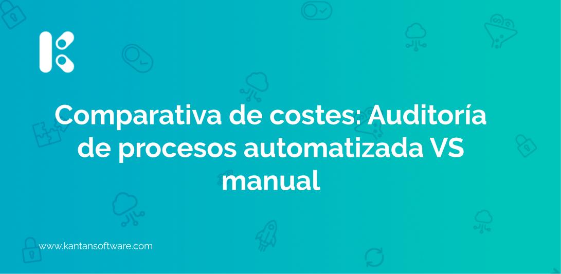 Auditoría de procesos automatizada