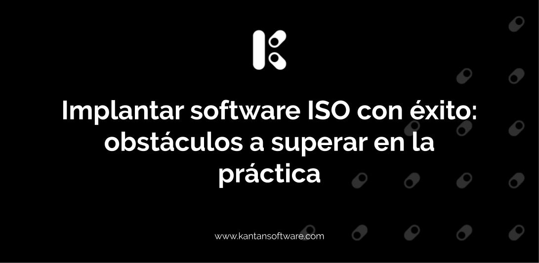 Implantar software ISO