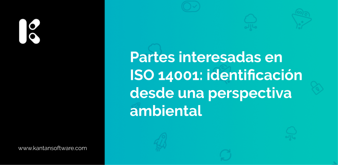 Partes interesadas en ISO 14001