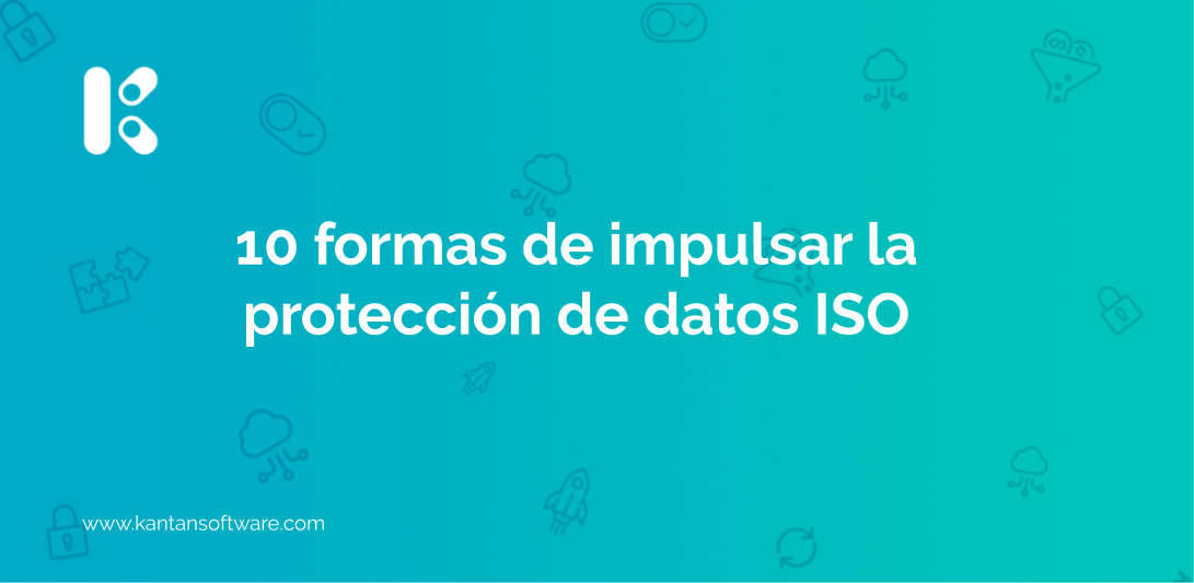 protección de datos ISO