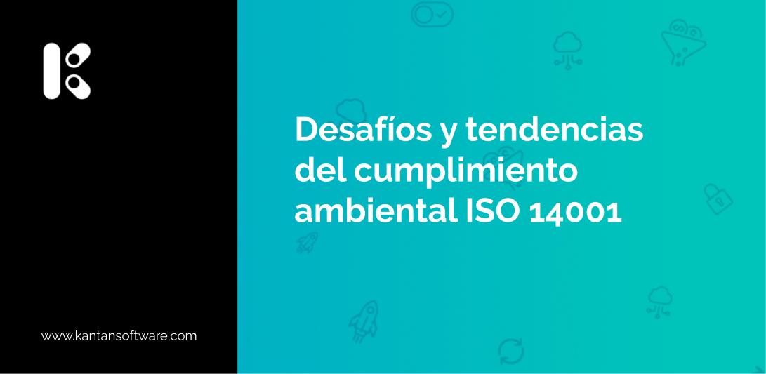 cumplimiento ambiental ISO 14001