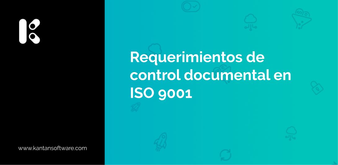 control documental en ISO 9001