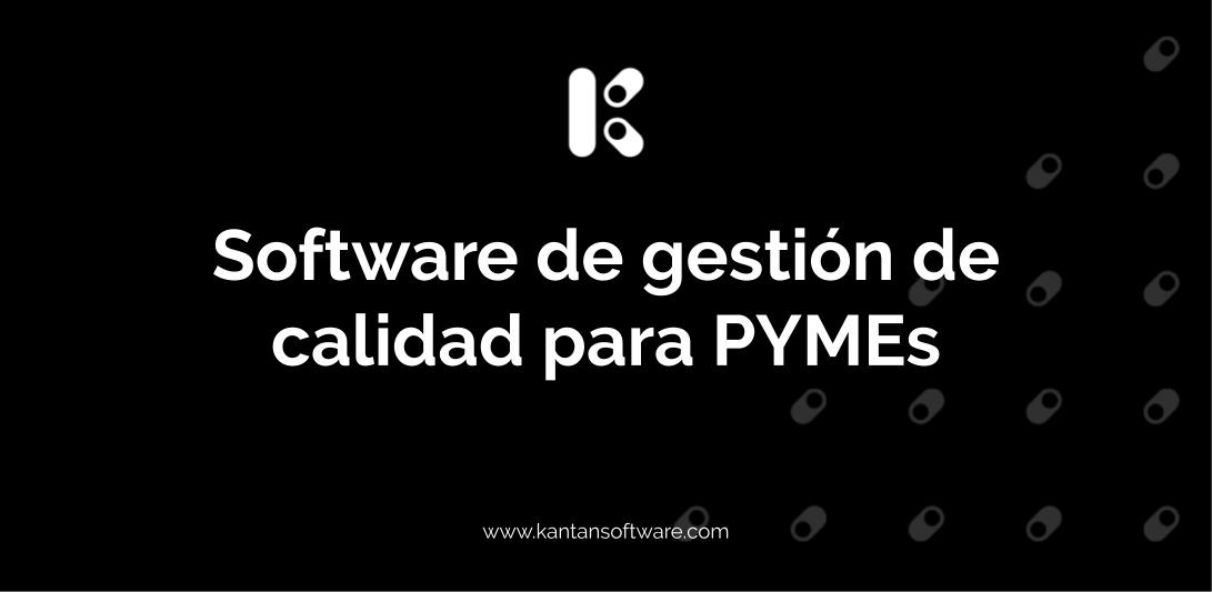 Software de gestión de calidad para PYMEs