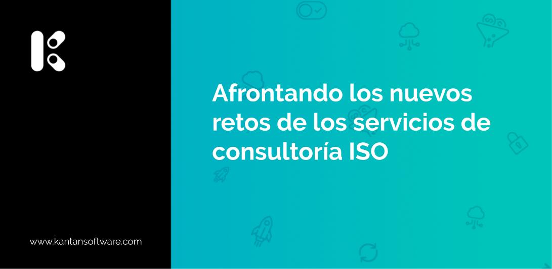 servicios de consultoría ISO