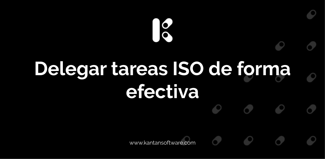 Delegar tareas ISO