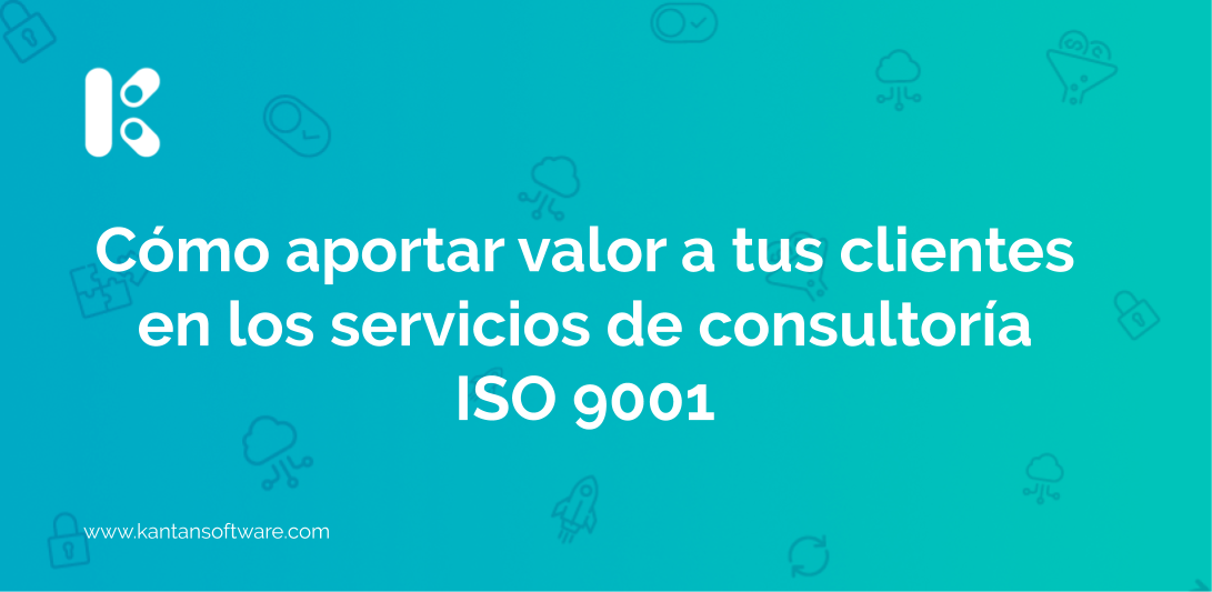 servicios de consultoria ISO 9001