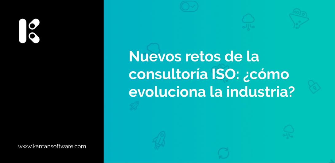retos de la consultoría ISO