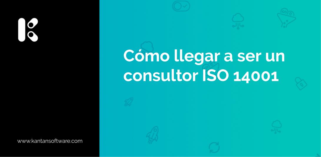 consultor ISO 14001