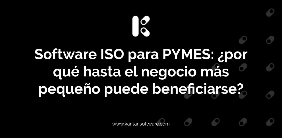 Software ISO para PYMES